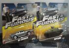 Fast and Furious 4 Car lot Ice Charger Ford Escort Flip Car Ripsaw All New