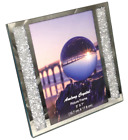 Amlong Crystal Diamond Cut Crystal Filled Picture Frame 5 x 7
