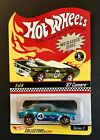 Hot Wheels Neo Classics Series 3 RLC 67 Camaro Spectraflame Blue 2554 10500