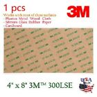 GENUINE 3M 300LSE SUPER STRONG DOUBLE SIDED ADHESIVE 4X8 SHEET FAST SHIP
