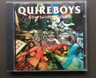 THE QUIREBOYS Bitter Sweet & Twisted CD VG+ Condition 14 Tracks Hard Rock Spike
