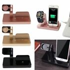 Charging Dock Stand Station Bracket Charger Holder for Apple Watch iWatch iPhone