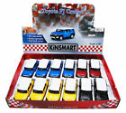 TOYOTA FJ CRUISER SUV DIECAST CAR BOX OF 12 1 36 SCALE DIECAST CARS ASSORTED