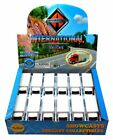 BOX OF 12 DIECAST CARS INTERNATIONAL BEVERAGE DELIVERY TRUCK 525 INCH SCALE