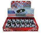 BOX OF 12 DIECAST CARS 2013 FORD F 150 SVT RAPTOR SUPERCREW POLICE TRUCK 1 46