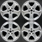Set 2007 2008 2009 Suzuki Grand Vitara XL 7 OEM Factory 17 OE Wheels Rims 72699