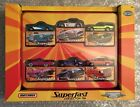 UNOPENED EXCLUSIVE 2005 DECOS MATCHBOX TIN 6 CAR SUPERFAST SET 1 of 20500