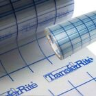TransferRite 12 by 30ft Clear Transfer Paper Tape w Grid Application Tape