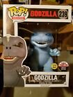 Funko Pop Movies Godzilla 239 Glow In The Dark Toy Tokyo NYCC Exclsuive