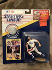1991 Special Edition Starting Lineup METS HOWARD JOHNSON with Collector Coin