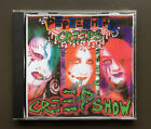 PEPPERMINT CREEPS Creepshow CDr EP NEW 5 Tracks Autographed By Band Glam Rock