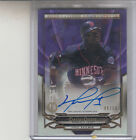 2016 TOPPS TRIBUTE FOUNDATIONS OF GREATNESS DAVID ORTIZ 50 AUTOGRAPH AUTO