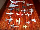 Die Cast Airplanes Mixed Lot of 18