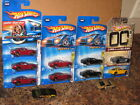 Hot Wheels Lot of 11 2005 Ford Mustang GT Variation FTE Decades Black Y5 Yellow