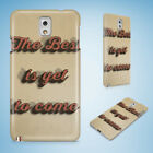 POSITIVE MOTIVATION QUOTES 72 HARD CASE FOR SAMSUNG GALAXY ACE 3 4 ALPHA
