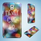 POSITIVE MOTIVATION QUOTES 89 HARD CASE FOR SAMSUNG GALAXY ACE 3 4 ALPHA