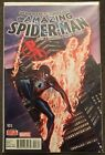 Amazing Spider-Man 3 VF JAN 2016 Marvel Comics Slott Camuncoli Alex Ross