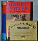 OFFICIAL SIGNING 1ST 1ST ED HARRY POTTER AND THE GOBLET OF FIRE JK ROWLING