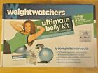 Weight Watchers Ultimate Belly DVD Kit Tighten  Tone Belly Also VUDU Copy NEW