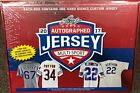 2017 leaf autographed Jersey Multi-sport Edition Brand New Hobby Box.