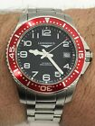 LONGINES HYDRO CONQUEST L3.694.4 DIVER AUTOMATIC 30BAR/300M MENS 39mm SWISS MADE
