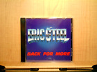 Back For More by Eric Steel (CD)