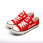 Stanford Cardinal NCAA Team Limited Edition Canvas Shoes Sneakers