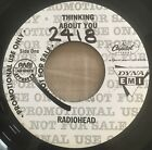 Radiohead Thinking About You 1993 Philippines Promotional Copy EX