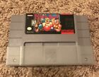 Super Punch Out Super Nintendo Entertainment System 1994 Free Shipping