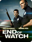 End of Watch - Limited Edition Steelbook [Blu-ray + DVD] New & Factory Sealed!!