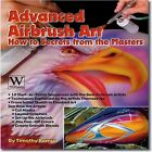 Advanced Airbrush Art  How To Secrets From The Masters Paperback by Remus