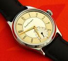 VINTAGE GIRARD PERREGAUX 2 TONED DIAL 33.4MM STAINLESS STEEL CASE MANUAL WIND