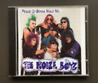 THE NOIZE BOYZ Peace Is Gonna Make Me CD EX+ Condition 1993 12 Tracks Glam Rock