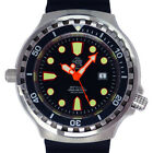 XXL 52mm - Military diver watch Tauchmeister sapphire glass T0300