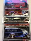 HOT WHEELS RED LINE CLUB RLC BLOWN DELIVERY RED BLUE SELECTIONS EXCLUSIVE
