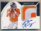 Top Peyton Manning Autograph Cards to Collect 22