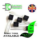 10x General Purpose Transistors A-2s Series Many Types Available Uk Seller