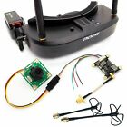 Racing Drone FPV Kit with EV100 58G Goggles 25 200 600mW Transmitter Camera +++