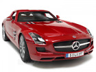2010 MERSEDES-BENZ  SLS  AMG  RED NEW IN BOX 1:18
