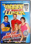 The Biggest Loser The Workout 30 Day Jump Start DVD New Sealed 2009
