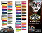 Createx Wicked Colors Water Based 2oz Universal Airbrush Paint select any color