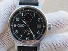 Mühle Glashütte M13310 Automatic GMT Reserve Power Mens 37.5mm Made in Germany