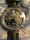 Ingersoll Bison No.9 200m Dual Display Automatic Watch IN6103SBK