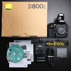 Nikon D800E USA Model 363MP D Digital SLR Camera Black Body Only dSLR