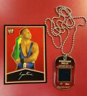 2013 Topps WWE Signature Series Dog Tags 14
