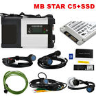 Full Chip Mb Star C5 Mb Sd Connect Compact 5 Diagnostic Tool For Mercedes Benz