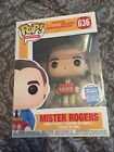 Funko Shop Exclusive POP Television: Mister Rogers in Blue Sweater