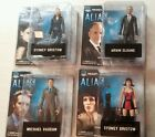 Alias action figures complete set of 4 new in box Jennifer Garner