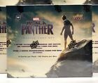 upper deck 2018 Black Panther Hobby Box NEW SEALED
