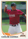 These Early Carlos Correa Cards Are Worthy of Your Consideration 15